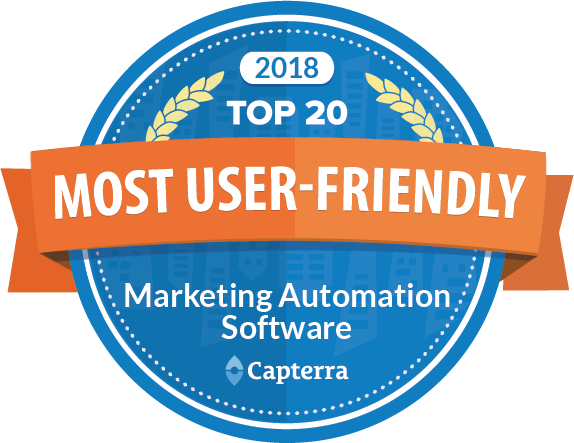 Capterra Category Leader Top 20